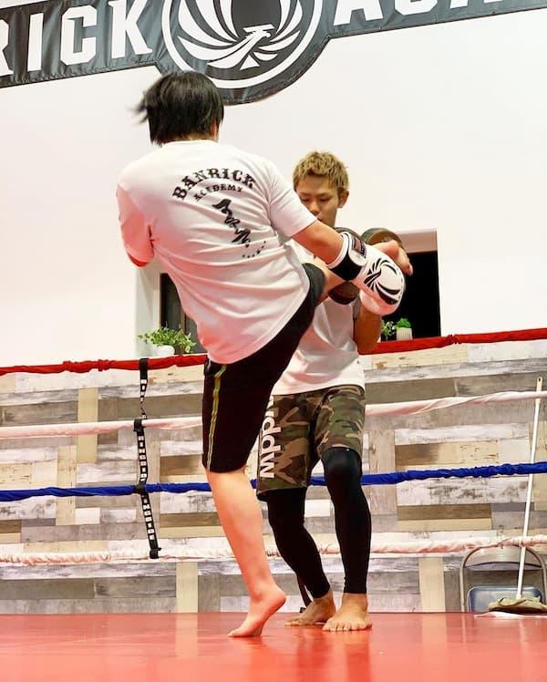 キックボクシング バンリックアカデミー
